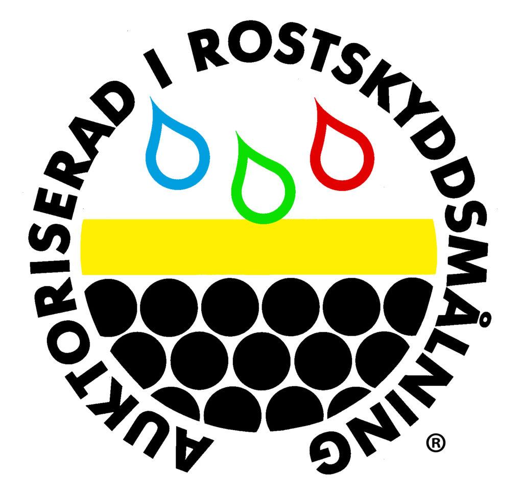 Auktorisation för Rostskyddsmålning