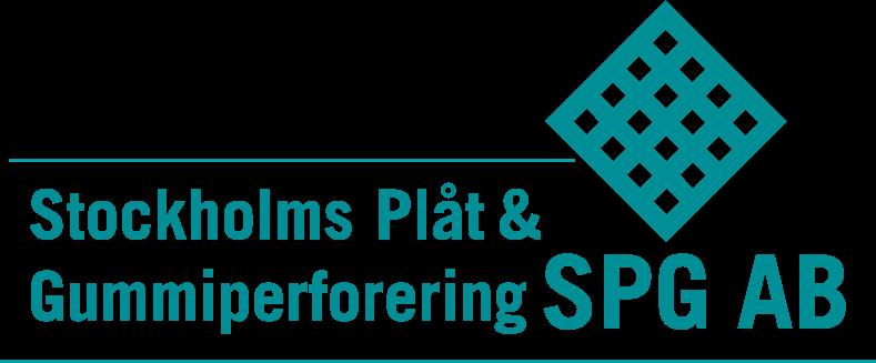 Stockholms Plåt & Gummiperforering SPG AB
